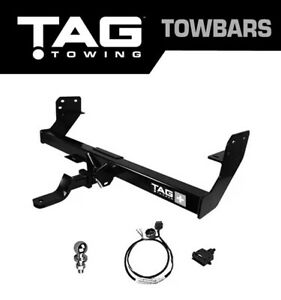 TAG+ Towbar to suit Toyota Landcruiser (1985 - 2012) Towing Capacity: 3500kg