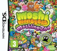 Nintendo DS Spiel - Moshi Monsters: Moshling Zoo mit OVP