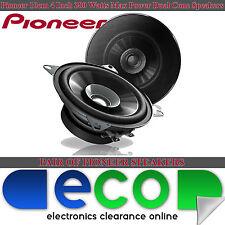 RENAULT KANGOO Express PIONEER 10cm 380 Watt doppio cono FRONT DASH Altoparlanti Auto
