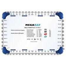 Megasat multi-interruptor 17/16 C Cascada Multi DiSEqC Distribuidor ampliable Q