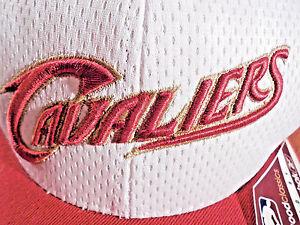 NBA Cleveland Cavaliers Basketball CLASSIC REEBOK SWINGMAN Hat Cap Fitted NEW !!