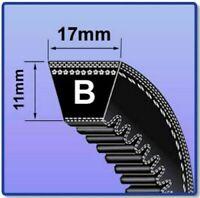 "17X11X27/"",aka B 27 685 mm Internal Length B27 B Section Quality Vee Belt"