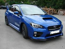 SUBARU STI WRX Bottom Line BODY KIT, labbra, Splitter, Gon na Laterale Berlina / BERLINA 2015