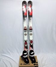 Girls Ski Package, Head 127cm Mojo Spawn III Skis, Roxy Bindings, Alpina Boots