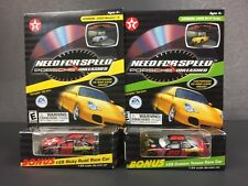 Texaco Need For Speed Porsche Unleashed cars with CDs lot of 2 unopened CARS