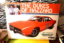 NEW/SEALED DUKES OF HAZZARD 1/16 SCALE GENERAL LEE DODGE CHARGER MPC MODEL KIT!