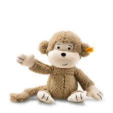 Steiff Soft Cuddly Friends Brownie Monkey Medium with FREE Steiff Box EAN 060304