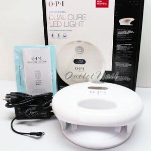 OPI LED LIGHT GL902 Lamp Gel Nail Polish Dryer 110V- 240V GL 902 UK, AU, EU
