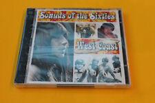 Time Life - Sound of the Sixties - west coast - 2 CD Set (Neu - New)