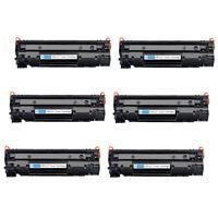 6PK CRG137 C137 137 Toner for ImageClass MF232w MF236n MF244dw MF247dw MF249dw