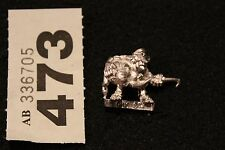 Warhammer 40k orks munitions runt huile squig grots gretchin metal figure WH40K oop new