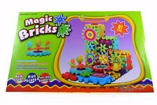 Magic Bricks Playground BUILDING BLOCKS 81 pcs Educational Toy by Super Toys NEW