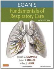 Egan's Fundamentals Of Respiratory Care  - by Kacmarek