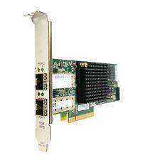 HP 10GbE 2-port NC550SFP Full-Height Adapter 586444-001 581199-001 refurbished