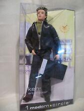 RARE 1 Modern Circle Collection Ken Barbie Doll Model B2524  Art Director NEW