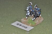 25mm napoleonic / french - generals 2 figures - command (24110)