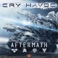 Cry Havoc Jeu de Plateau-Aftermath Expansion