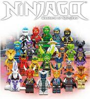 Ninjago Custom 24 Minifigures Set Season 11 - USA SELLER
