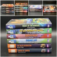 Doctor Who - BBC New Series Adventures - Hardback Books - Excellent Condition