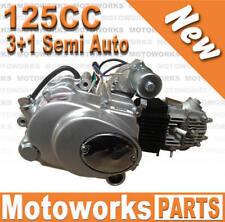 125cc 3 + 1 Semi auto + reverse Engine Motor ATV Quad Bike 4 Wheeler