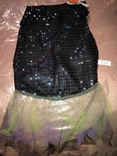 Dog Costume Witch Or Mermaid Nwt No Hat Size Medium Up To 29 Ilbs New