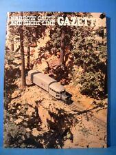 Narrow Gauge & Short Line Gazette 1977 January Eastern Logging Algoma Lumber