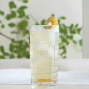 LAV BRIT Tumblers /Water/Juice Glasses 13 Ounce, 356ML, Set of 6