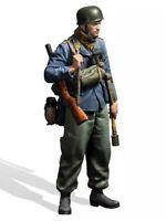 1/16 Resin Figure Model Kit German Soldier Paratrooper WWII WW2 Unpainted