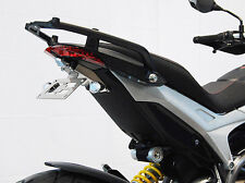 2013-2014 Ducati Hyperstrada Fender Eliminator Kit. Ducati Hypermotard Tail Tidy