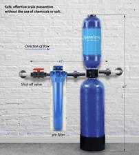 "Austin Spring by Aquasana Whole House Salt-Free Water Softener 20"" Pre-filter"