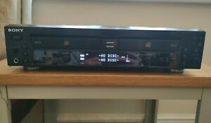 Sony RCD-W100 CD Player & Recorder, PAT Tested