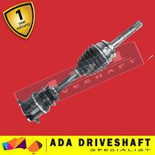 New CV Joint Drive Shaft Mitsubishi Pajero NM NP 2.8L 3.5L  00-06  Driver Side