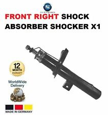 FOR PEUGEOT 206 HATCHBACK 2009-ON FRONT RIGHT SHOCK ABSORBER SHOCKER X1
