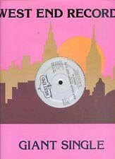SWEET G a heartbeat rap US 1981 12INCH 33 RPM EX