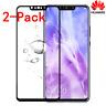 For Huawei Nova 3 3i 3e P20 Lite Pro Full Cover Tempered Glass Screen Protector