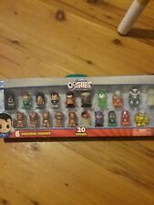 OOSHIES DC EXCLUSIVE 20 OOSHIE  LIMITED BOX SET 6 BRONZE Edition Gold darkseid