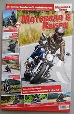 Zeitschrift Motorrad & Reisen, Ausgabe 94, 09/10 2019