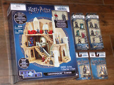 Nano Metalfigs Gryffindor Tower Harry Potter and 12 figures