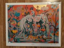 .: James Jean (b. 1979) - Traveler (2018) - Giclee Art Print - Signed + Numbered