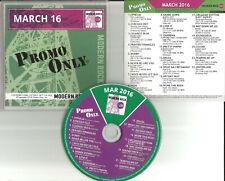 Rare Edits Iggy Pop & Kurt Vile Promo Cd w/ Deftones Silversun Pickups The Cult