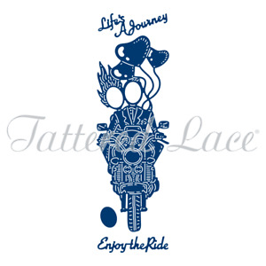 tattered lace lifes a journey die