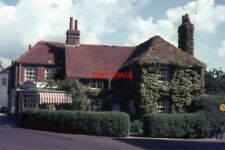 PHOTO  1965 DITCHLING SUSSEX WOOD'S THE BUTCHER AT THE TIME THIS PHOTO WAS TAKEN