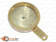 Brass Made Tax Disc Holder Motorbike Motorcycle Scooter Moped