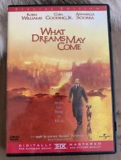 What Dreams May Come Dvd Robin Williams Cuba Gooding Jr Movie