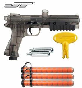 JT ER2 Pump Pistol Paintball Marker Gun Kit