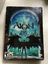 Aion: A World Divided PC Game Plastic Is Little Ripped As Seen In Picture