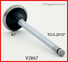 Engine Exhaust Valve Enginetech V2867