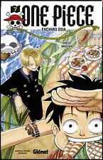 "manga One Piece Tome 7 ""Vieux Machin"" Edition Originale Eiichiro Oda Glenat VF"