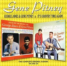 (CD) George Jones & Gene Pitney - It'S Country Time Again!