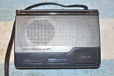 Radio Shack 12-240 Weatheradio Alert Weather Radio Fully Tsted Ac-Battery Backup